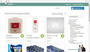 Large internal e-commerce for major corporation (Lotus Domino)