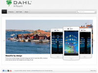 Website and e-commerce for DAHL Mobile (WordPress, PHP)